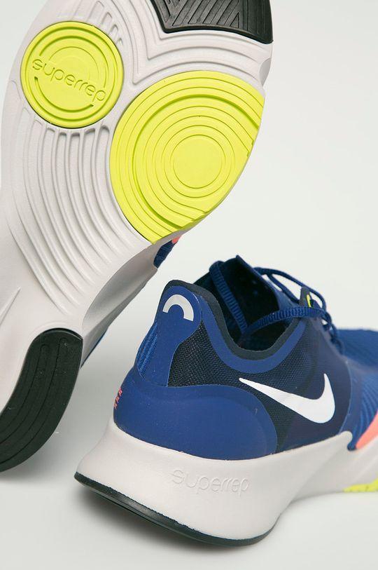 Nike - Buty Superrep Go Cholewka: Materiał syntetyczny, Materiał tekstylny, Wnętrze: Materiał tekstylny, Podeszwa: Materiał syntetyczny