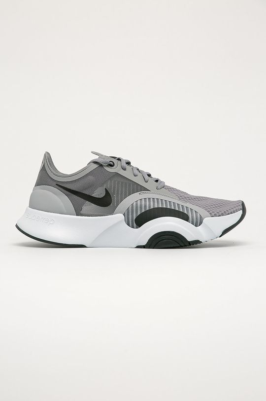 szary Nike - Buty Superrep Go Męski