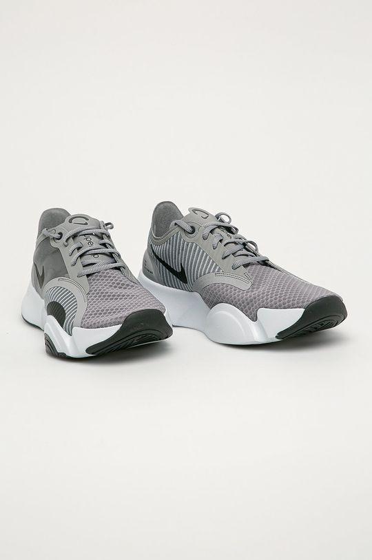 Nike - Buty Superrep Go szary