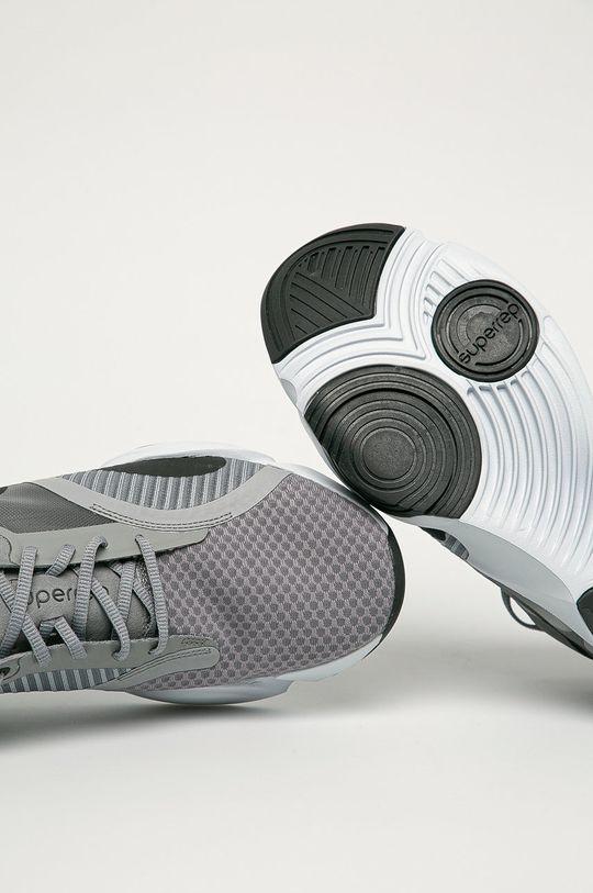 szary Nike - Buty Superrep Go