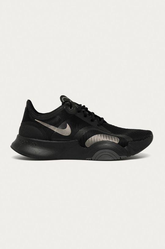 negru Nike - Pantofi Superrep Go De bărbați