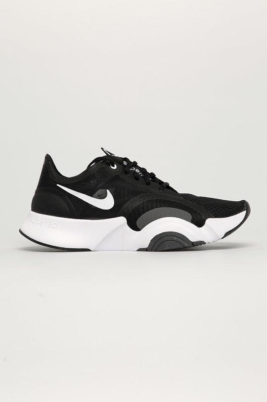čierna Nike - Topánky Superrep Go Pánsky