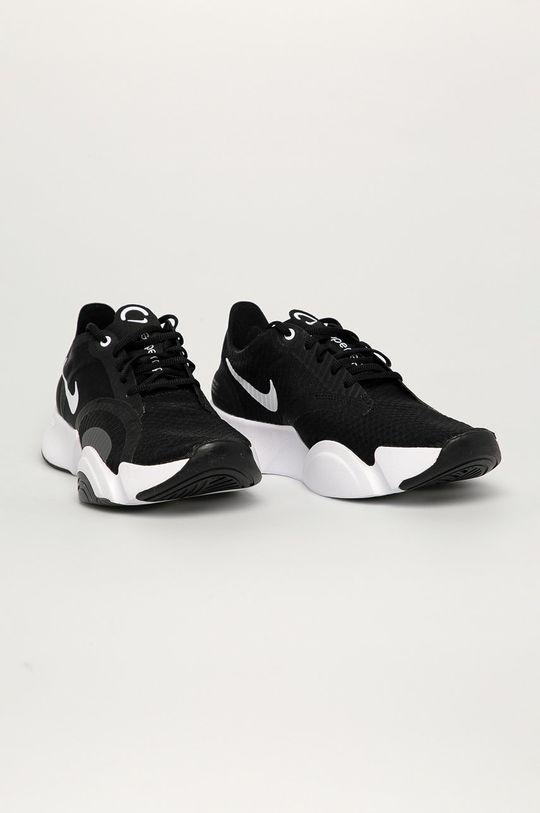 Nike - Topánky Superrep Go čierna