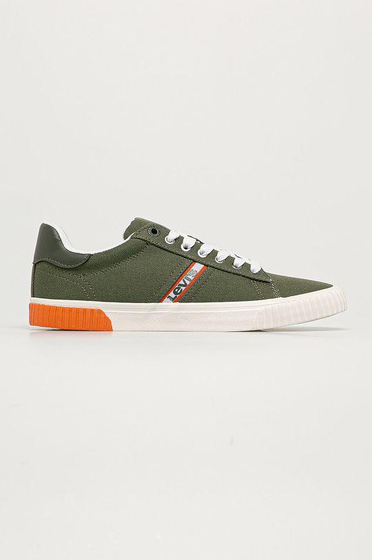 verde murdar Levi's - Pantofi De bărbați