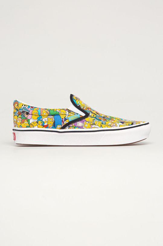 multicolor Vans - Tenisi x The Simpsons Unisex