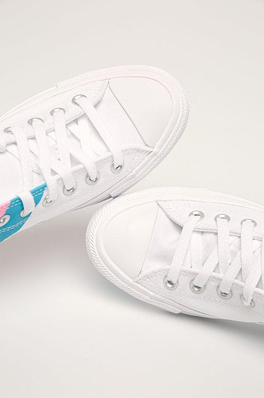 biela Converse - Tenisky