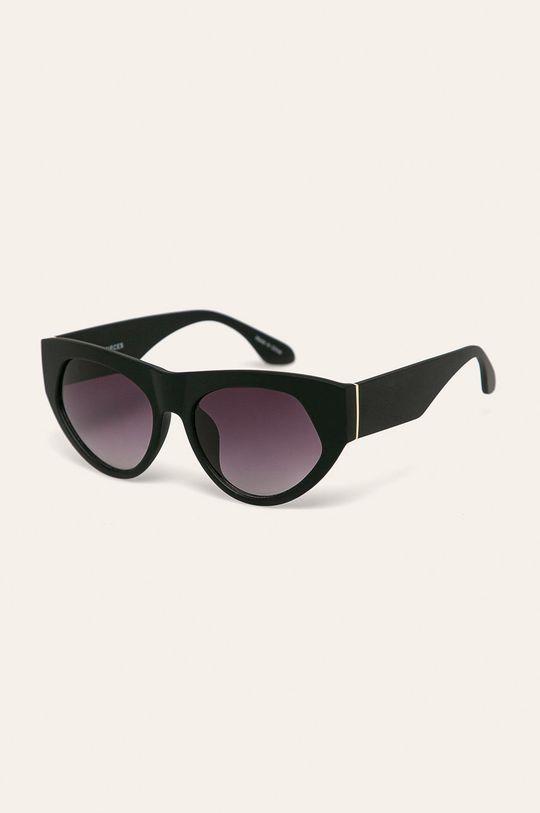 negru Pieces - Ochelari de soare De femei