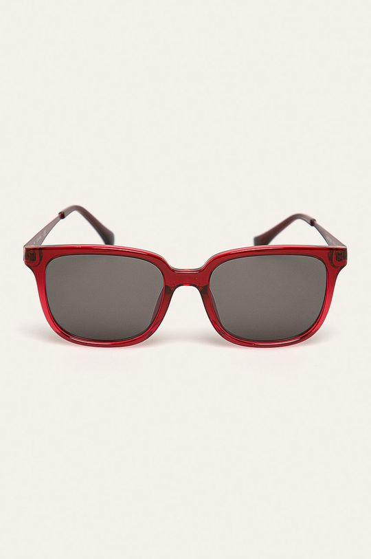 Calvin Klein - Slnečné okuliare červená