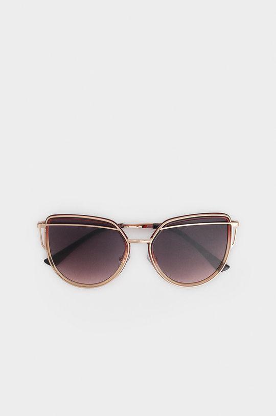 zlatá Parfois - Brýle Dámský
