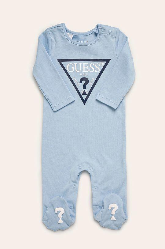 niebieski Guess Jeans - Pajacyk niemowlęcy 62-76 cm Chłopięcy