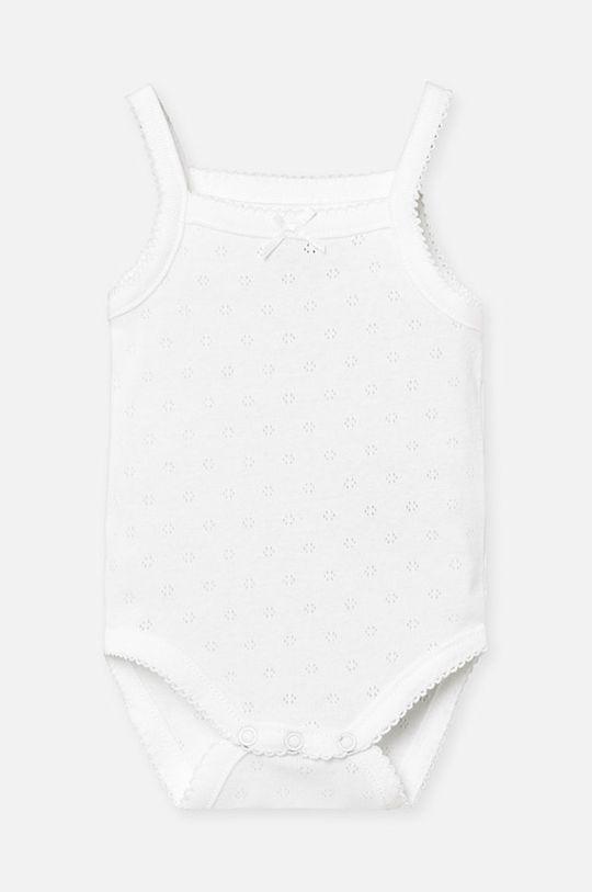 alb Mayoral - Body bebe 60-86 cm De fete