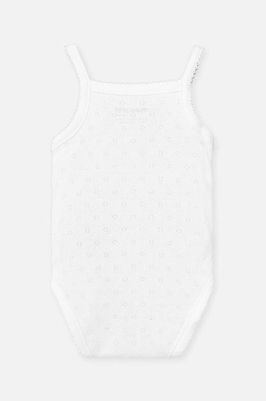 Mayoral - Body bebe 60-86 cm alb