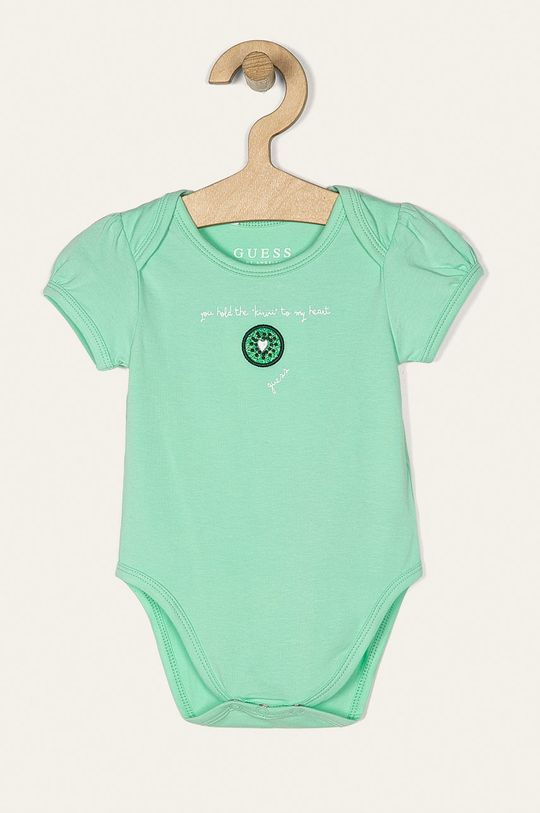 Guess Jeans - Body pre bábätká 55-76 cm (5-pak) Dievčenský