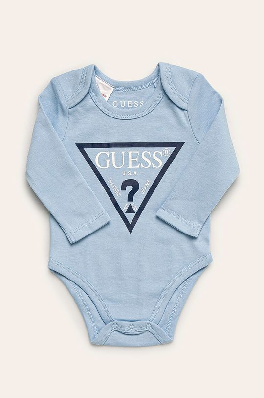 albastru Guess Jeans - Body bebe 62-76 cm De copii
