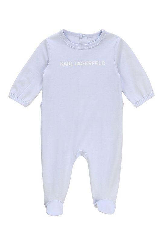 světle modrá Karl Lagerfeld - Kojenecké oblečení 60-74 cm Dětský