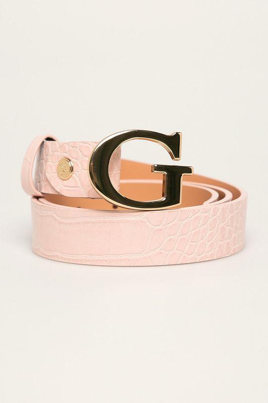roz Guess Jeans - Curea De femei
