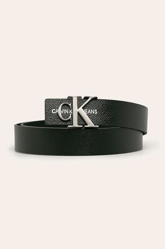 negru Calvin Klein Jeans - Curea de piele De femei