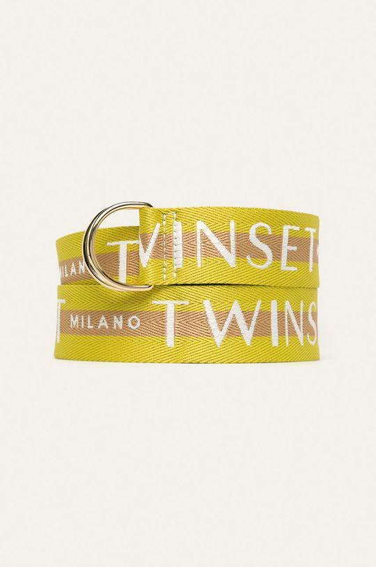 žlto-zelená Twinset - Opasok Dámsky