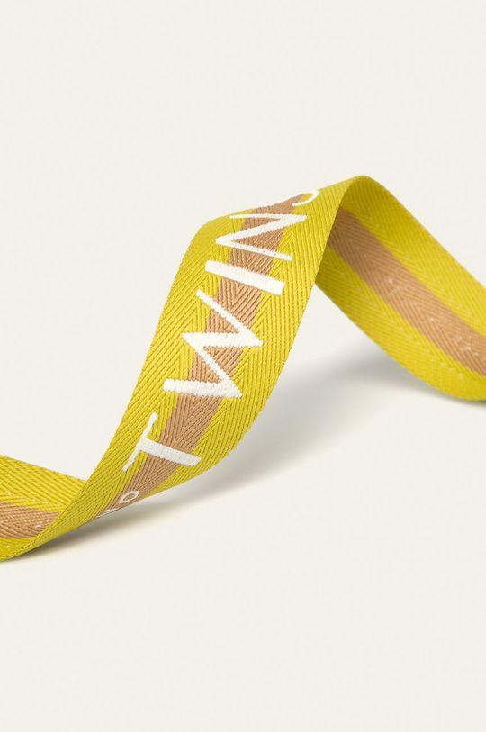 Twinset - Opasok žlto-zelená