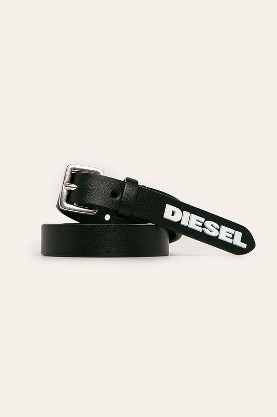 černá Diesel - Pásek Dámský