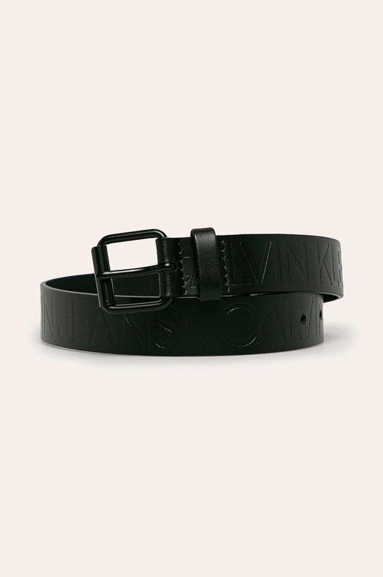 negru Calvin Klein Jeans - Curea de piele De copii