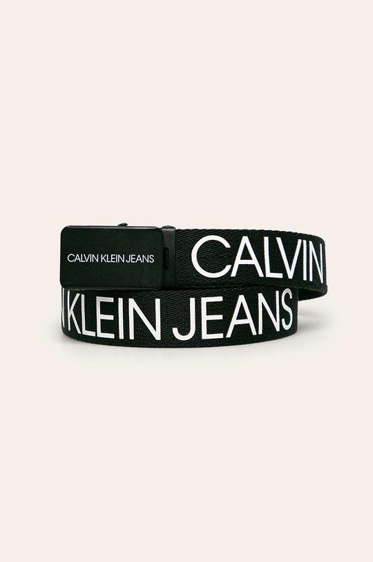 negru Calvin Klein Jeans - Curea De copii