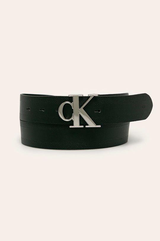 negru Calvin Klein Jeans - Curea de piele De bărbați
