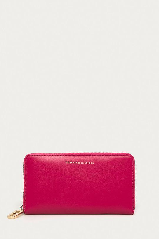 roz Tommy Hilfiger - Portofel AW0AW07718 De femei