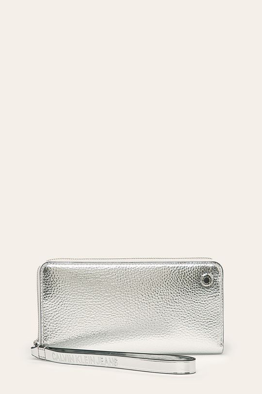 argintiu Calvin Klein Jeans - Portofel De femei