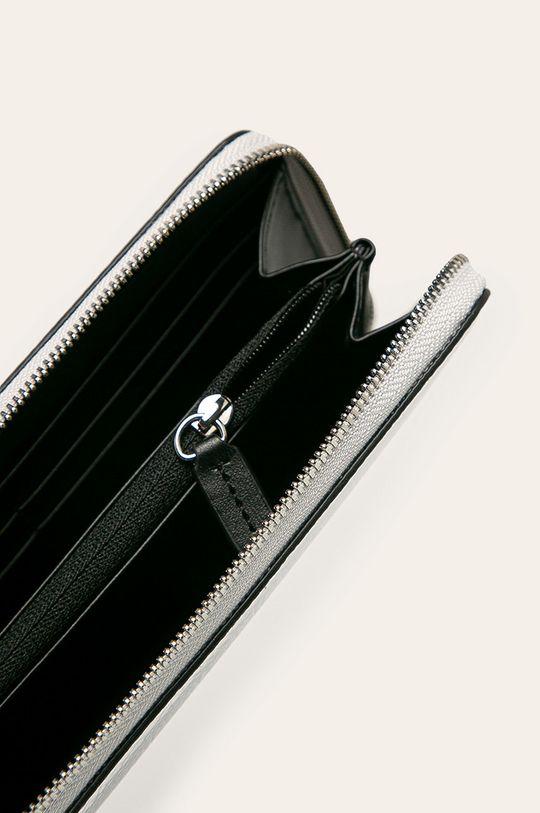Calvin Klein Jeans - Peněženka stříbrná