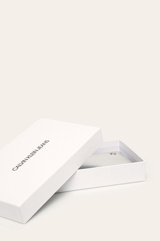 stříbrná Calvin Klein Jeans - Peněženka