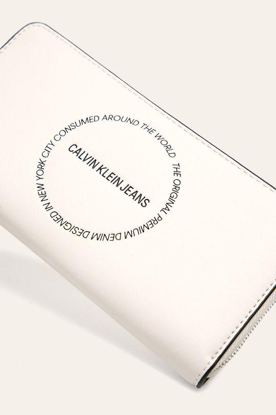 Calvin Klein Jeans - Peněženka bílá