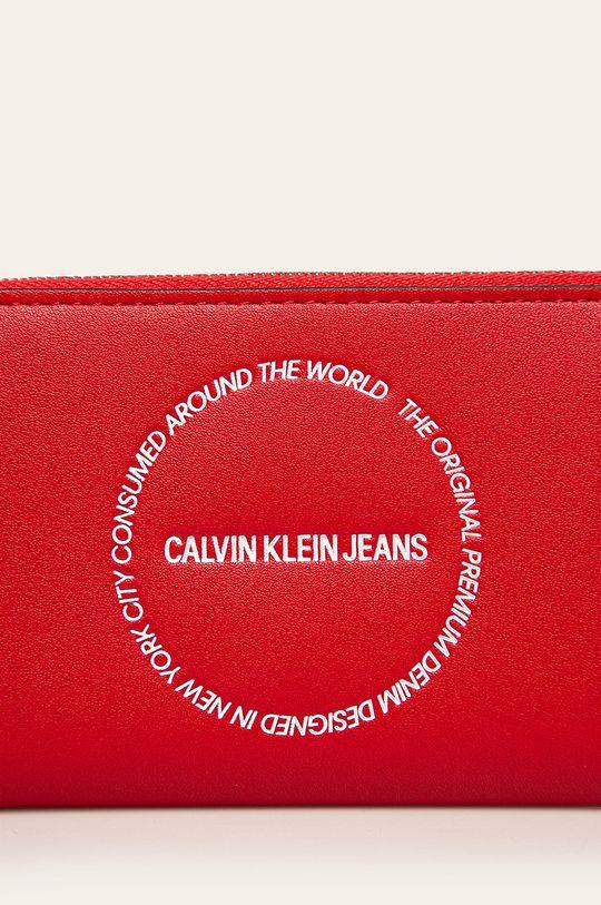 Calvin Klein Jeans - Portofel rosu