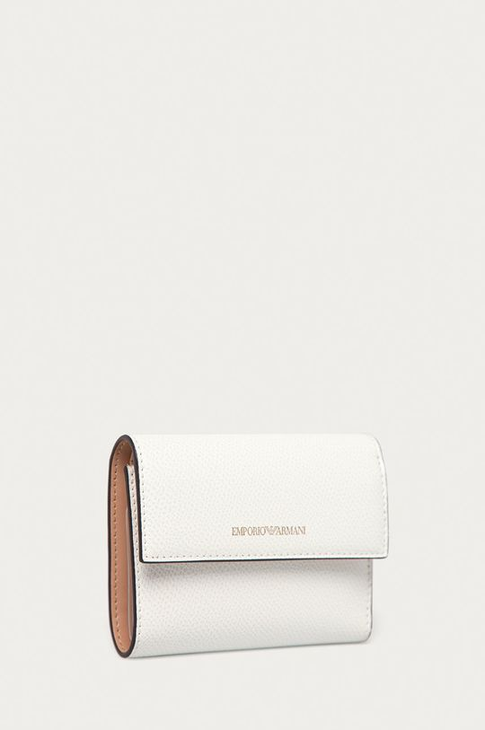 Emporio Armani - Peňaženka biela