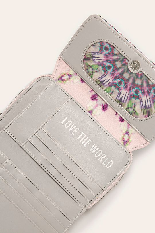 ružová Desigual - Peňaženka