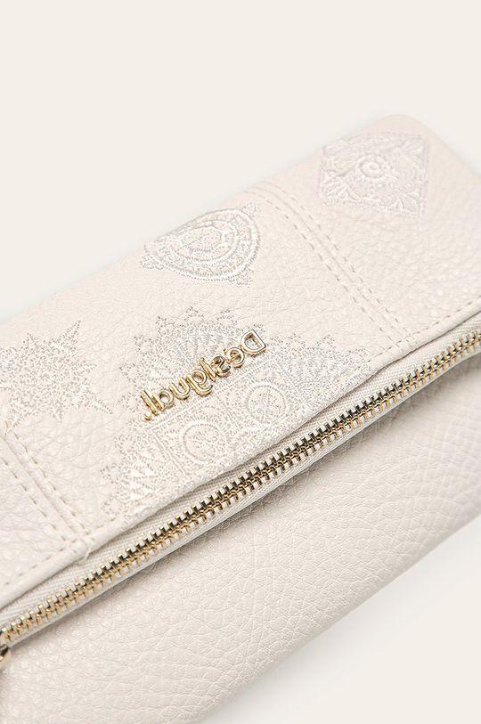 Desigual - Peňaženka biela