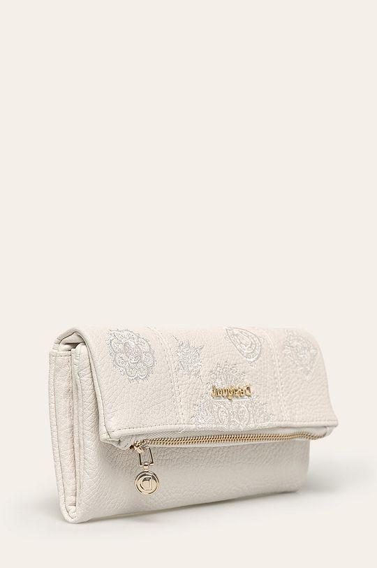 biela Desigual - Peňaženka