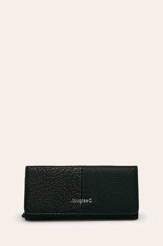 čierna Desigual - Peňaženka Dámsky