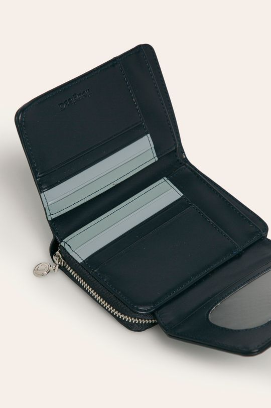 Desigual - Peňaženka tmavomodrá