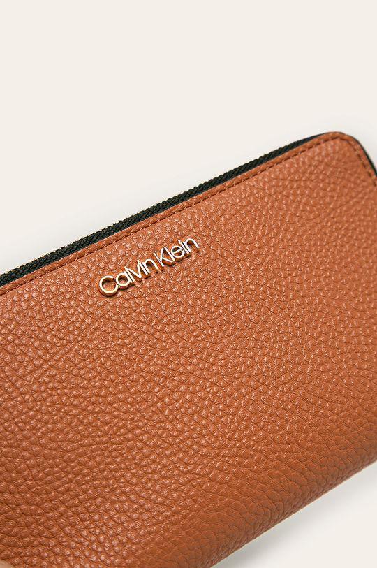 Calvin Klein - Peňaženka hnedá