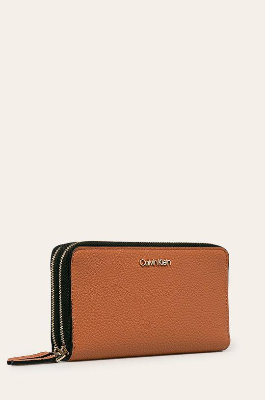 hnedá Calvin Klein - Peňaženka