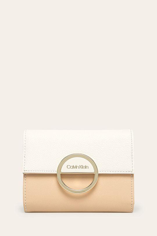 biela Calvin Klein - Peňaženka Dámsky