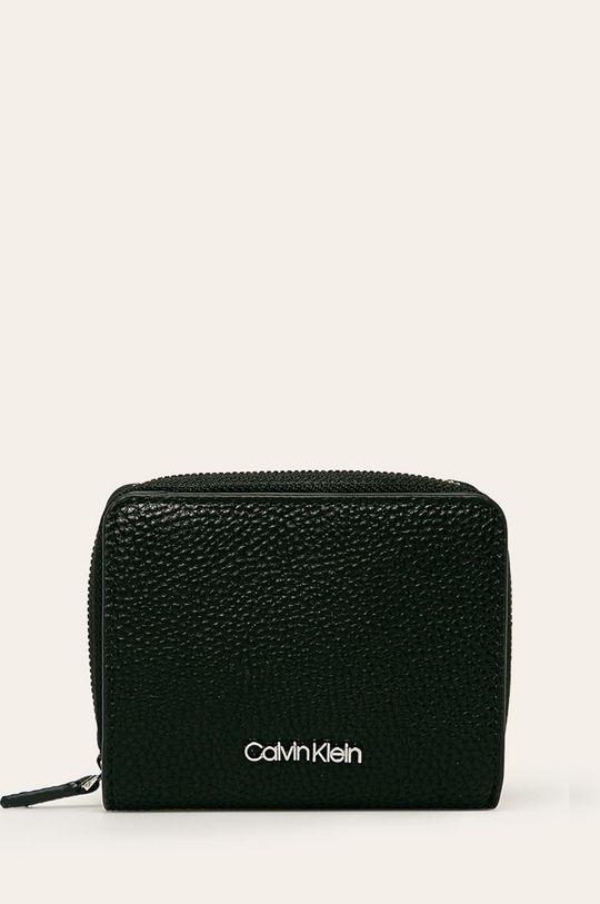 čierna Calvin Klein - Peňaženka Dámsky