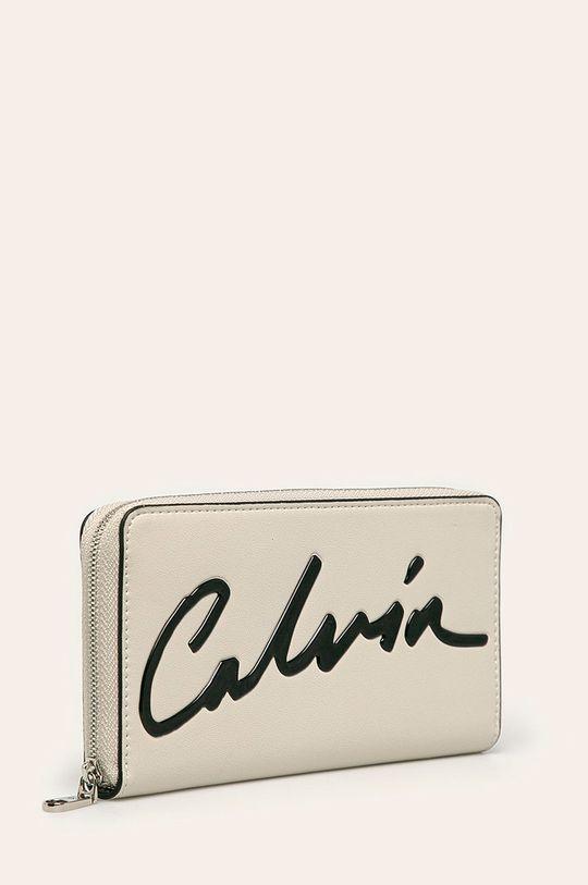 Calvin Klein Jeans - Portofel gri deschis