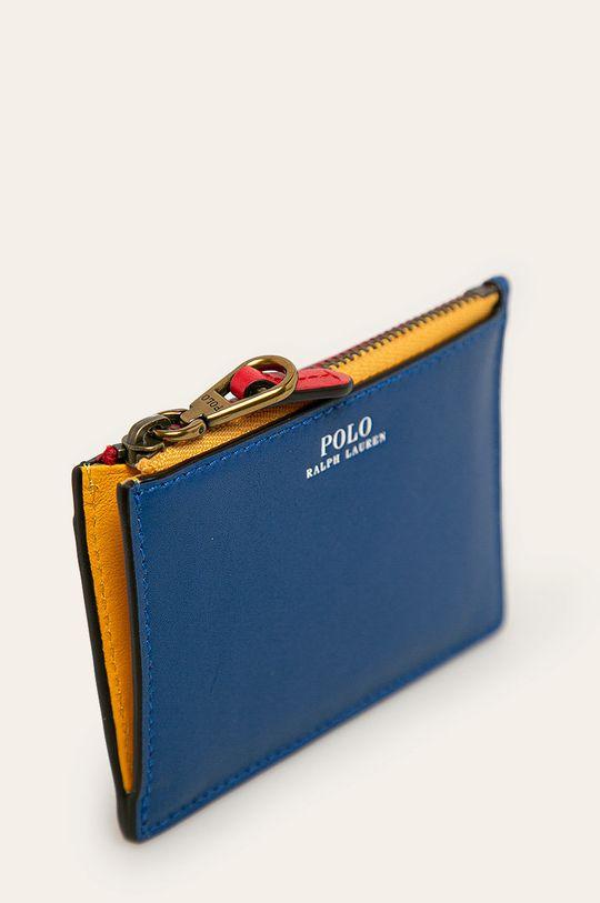 vícebarevná Polo Ralph Lauren - Kožená peněženka