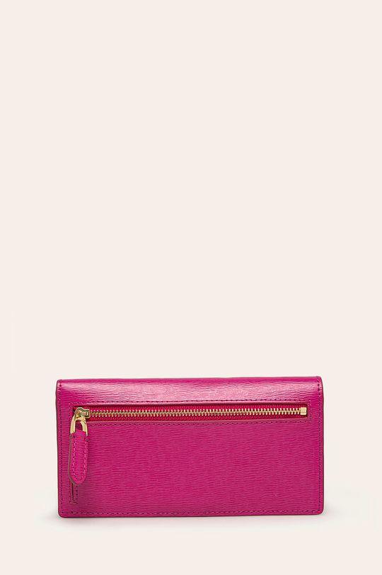 Lauren Ralph Lauren - Kožená peňaženka  Podšívka: 100% Polyester Základná látka: 100% Prírodná koža Iné látky: 100% Polyuretán