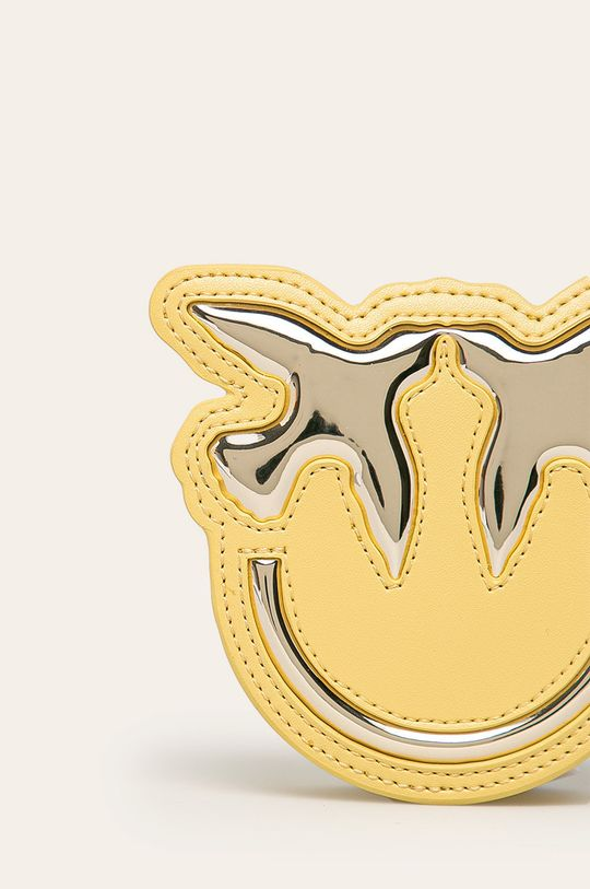 zlatá Pinko - Kožená peňaženka