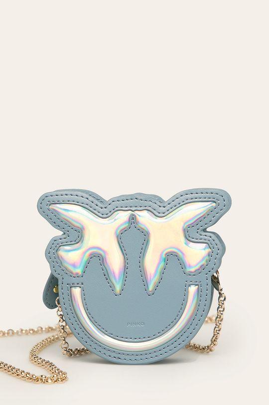 modrá Pinko - Kožená peňaženka Dámsky