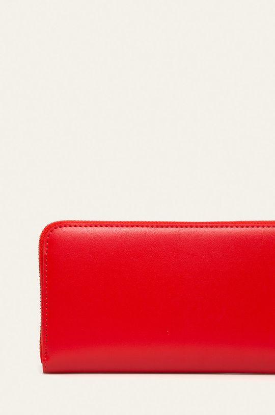 červená Pinko - Kožená peňaženka