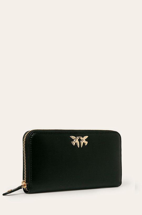 čierna Pinko - Kožená peňaženka